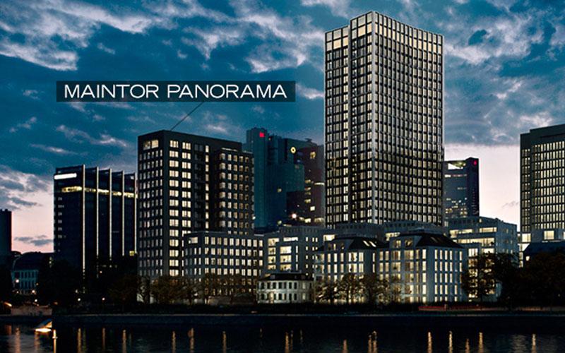 maintor panorama frankfurt  u2013 institut gr u00fcn
